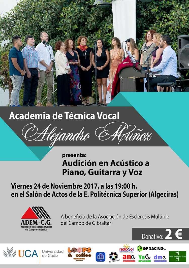 Cartel audicion alejandro muñoz 24-11-2017 (1)1