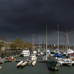 Weather at Preston Docks