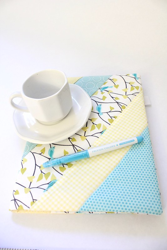 Bluebird Grid Paper Journal