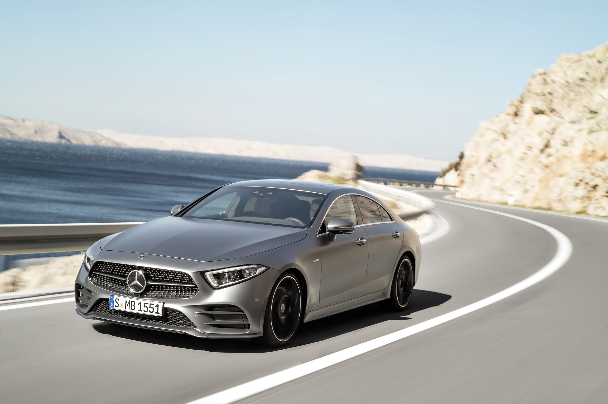 This is the 2019 Mercedes-Benz CLS450