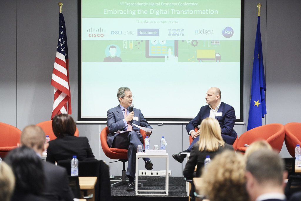 5th Annual Transatlantic Digital Economy Conference