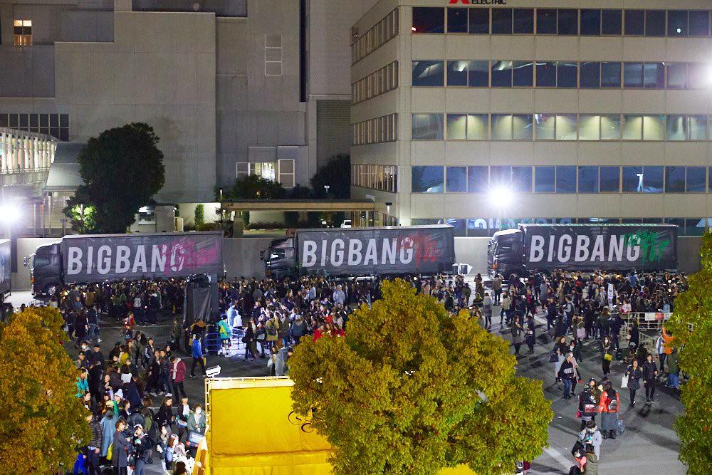 BIGBANG via YGEXStaff - 2017-12-02 (details see below)
