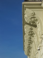 Vienna, Imperial palace - detail