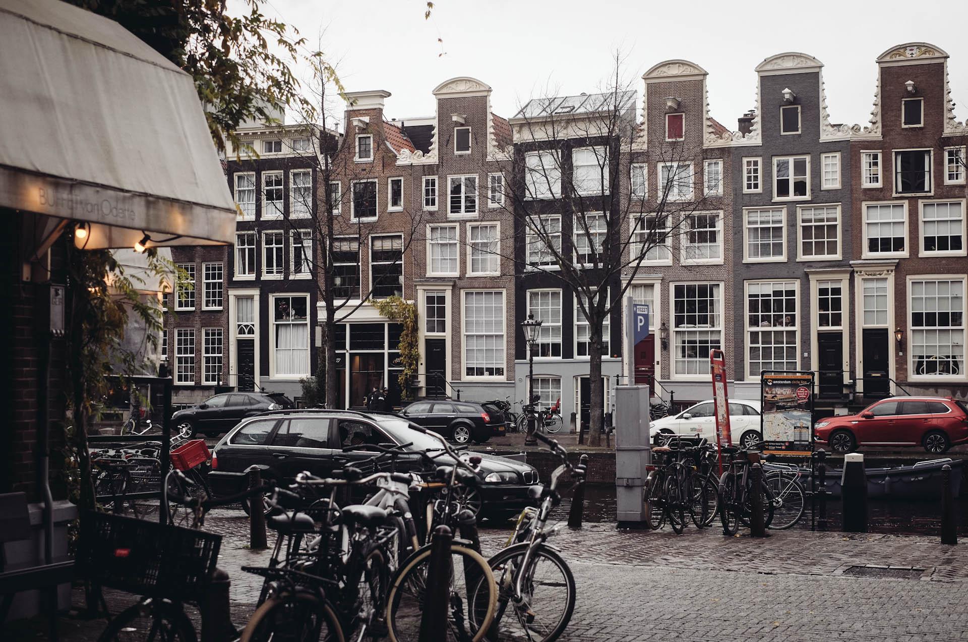 Amsterdam, Spiegelgracht