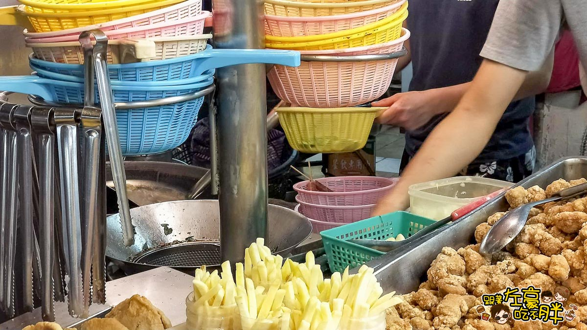 中華夜市鹽酥雞-10