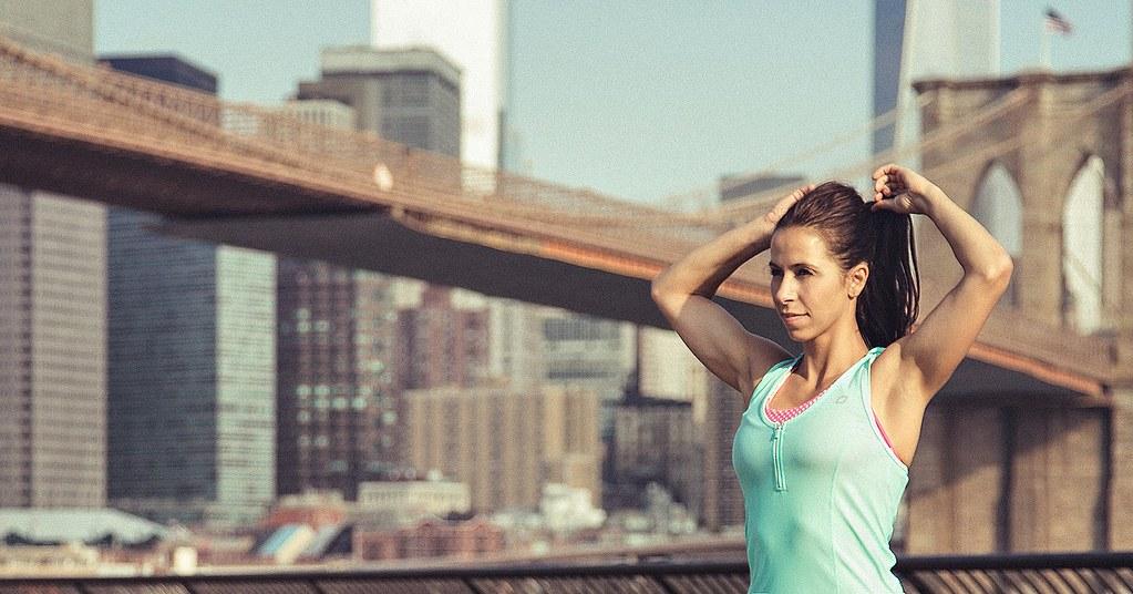 Carla Brooklyn Bridge