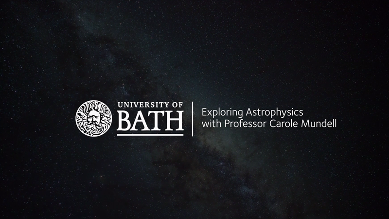 video still for exploring astrophysics video