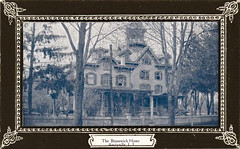 photo is the-Brunswick-Home later Hospital in 1882 the  hospital  closed and was torn down in 2011. Brunswick Hospital served the Amityville area for a little over a century and a half well, but it was a for profit Hospital in a working class village.