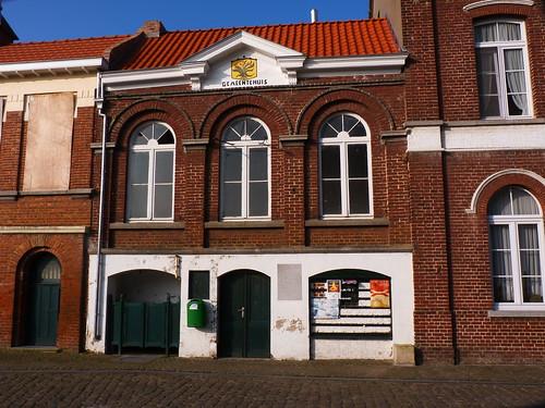 L'ancienne maison communale de Grimminge