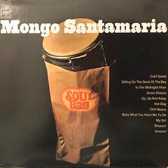 MONGO SANTAMARIA:SOUL BAG(JACKET A)