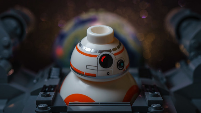 Hang in there, BB-8. Only 3 more days. #THELASTJEDI