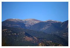 Pikes Peak, Rocky Mountains