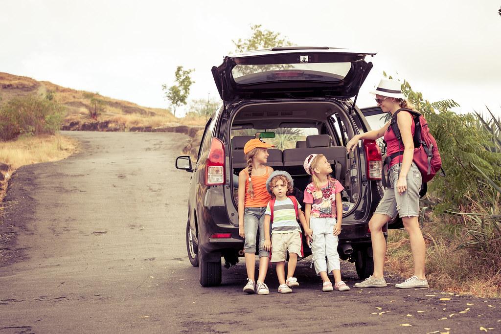 Road tripping essentials