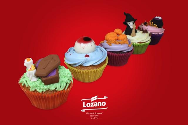 Dulces especiales de Halloween en las Confiterías Lozano
