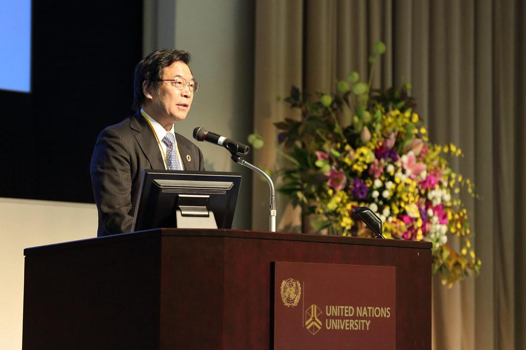 Opening remarks, Kazuhiko Takemoto, Institute for the Adva… | Flickr