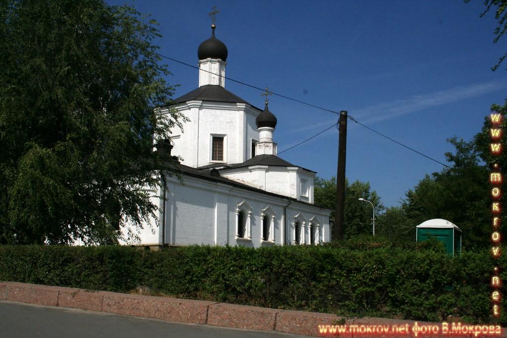 г. Волгоград храм Ивана Предтече.