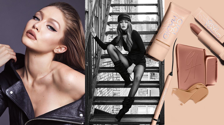 6 Gigi Hadid x Maybelline East Coast Glam - Gen-zel She Sings Beauty