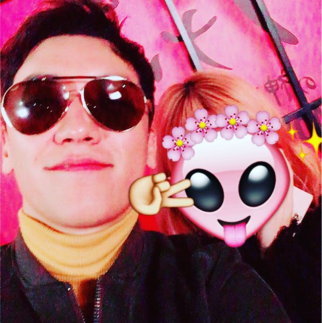 [Instagram] Sadako (b_tothe_i_tothe_g_b_tothe_ang) #aori #aori神隐 #seungri #上海 #china #승리 #赏味祭 #1113  超幸运 ❤️🐼 2017-11-14