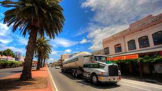 Port Adelaide Truck