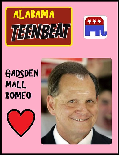 Roy Moore, Shopping Mall Romeo
