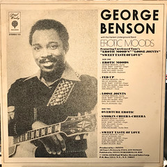 GEORGE BENSON:EROTIC MOODS(JACKET B)