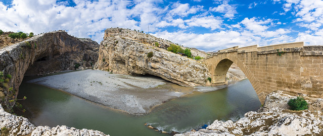 Cendere Bridge, Turkey