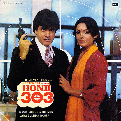 Rahul Dev Burman: Bond 303 (1984)