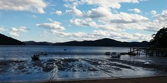 Low tide on Dangar