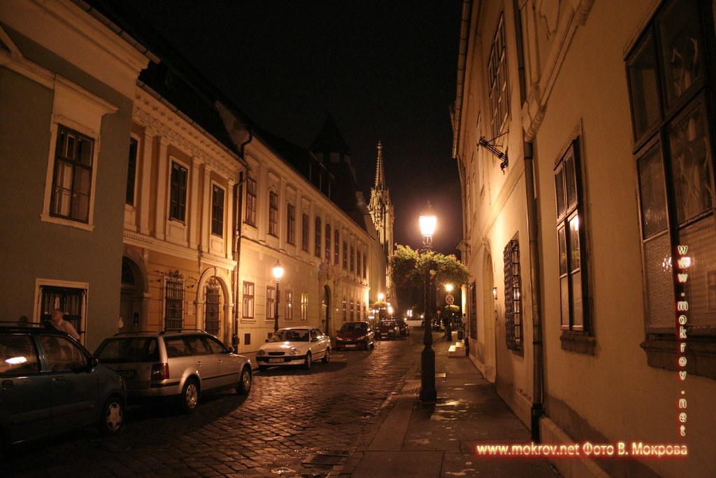 прогулки туристов Столица Венгрии - Будапешт,