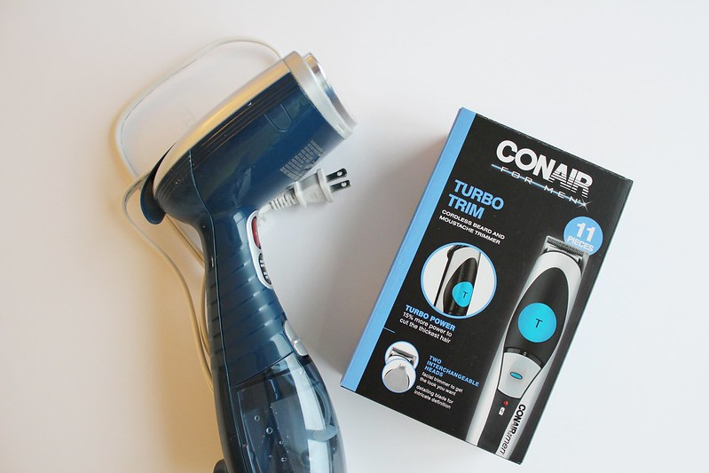 Conair Turbo Extreme Steam and Turbo Trim review