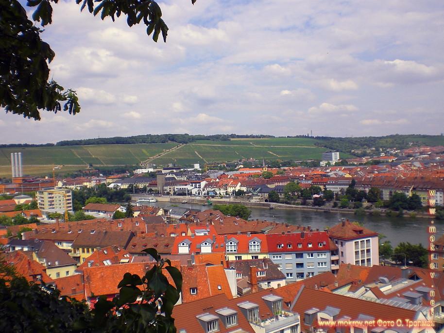 Город Вюрцбург - Музей Зибольда.