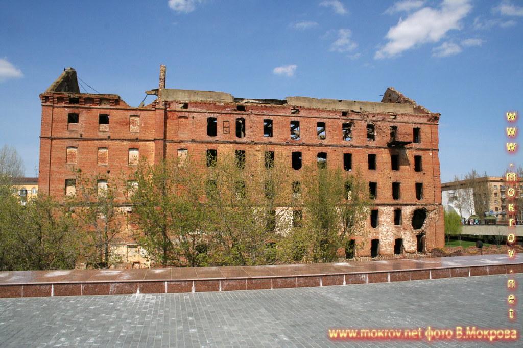 Музей панорама Сталинградской битвы фотозарисовки