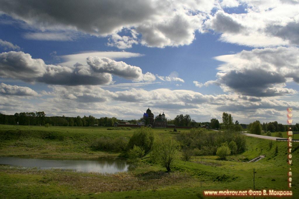 Спасо-Бородинский монастырь.  фотозарисовки