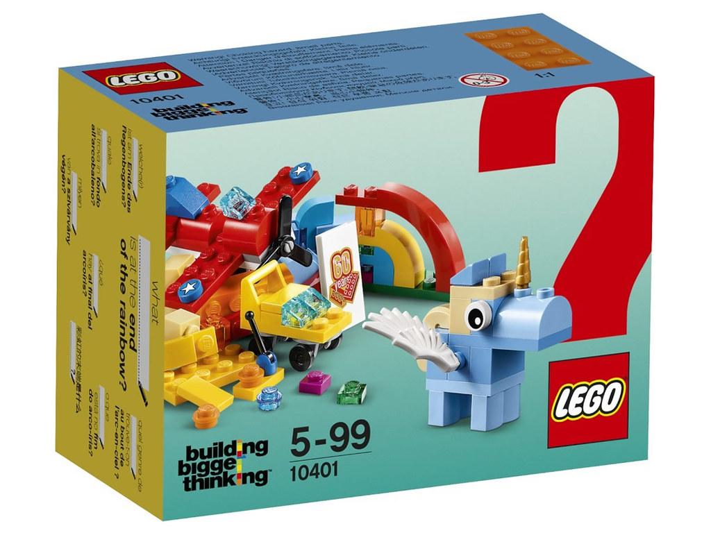 LEGO Building Bigger Thinking 10401 - Rainbow Fun