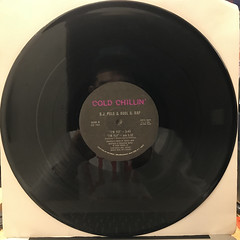 D.J. POLO & KOOL G. RAP:IT'S A DEMO(RECORD SIDE-B)