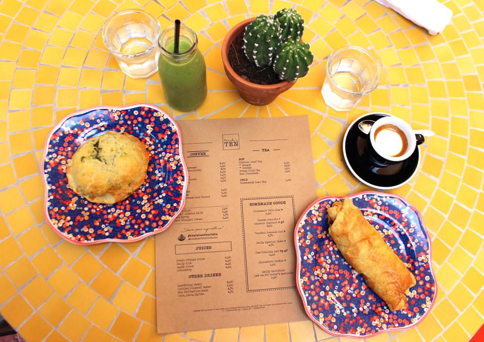 number ten, curacao, breakfast, lunch, hotspot, hip, cool, best, restaurant, lounge