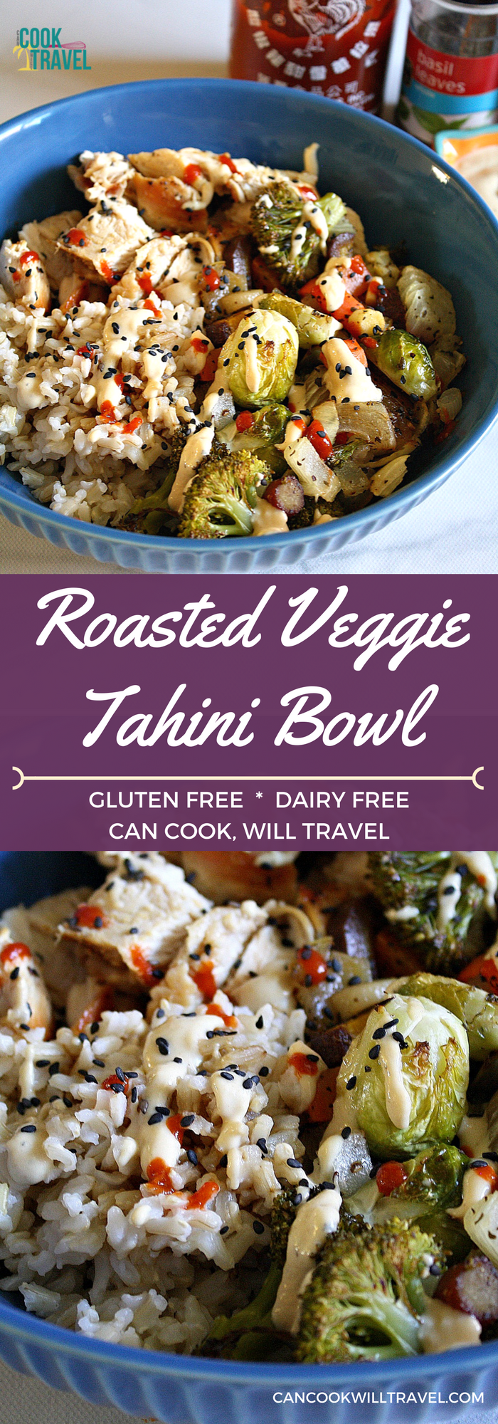 Roasted Veggie Tahini Bowl_Collage1