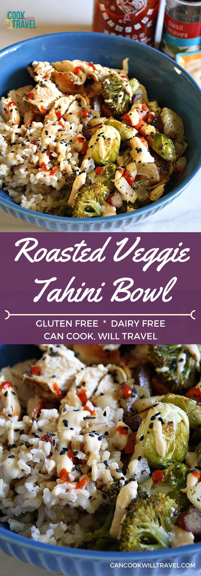 Roasted Veggie Tahini Bowl_Collage1