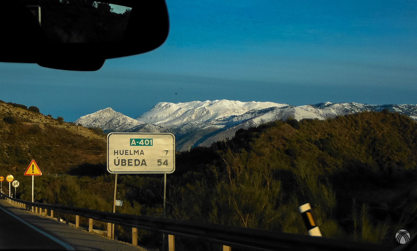 Nos acercamos a Sierra Mágina
