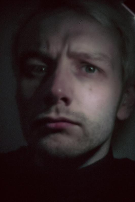 Pinhole Selfie - 01