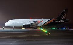 G-POWM Titan Airways Airbus A320-200