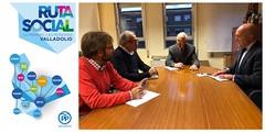 Ruta Social PP Valladolid Banco de Alimentos (29-11-2017)