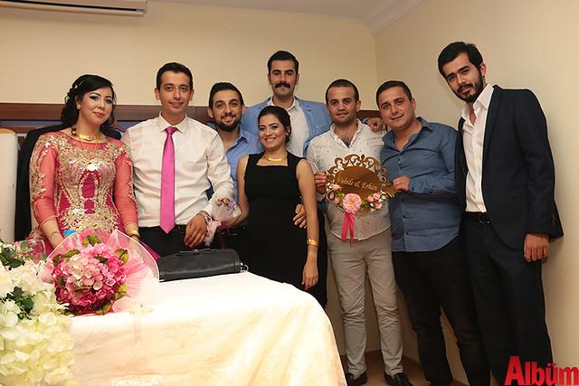 Vahide Küçükbıçak, Erhan Gümüş, Feyzullah Baykara, Elif Baykara, Murat Yücesan, Mehmet Akkuş, Mehmet Yavuz, Oğuzhan Kaşlı