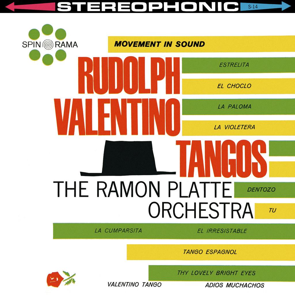 Ramon Platte - Rudolph Valentino Tangos