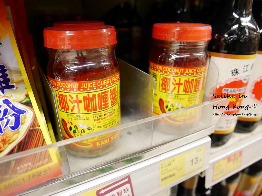 香港惠康超市零食調味料餅乾零嘴必買伴手禮推薦 (3)