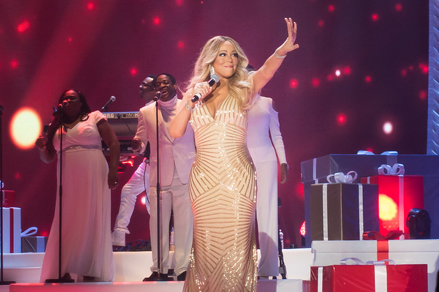 Mariah Carey : All I Want For Christmas Is You Tour - AccorHotels Arena, Paris (2017)