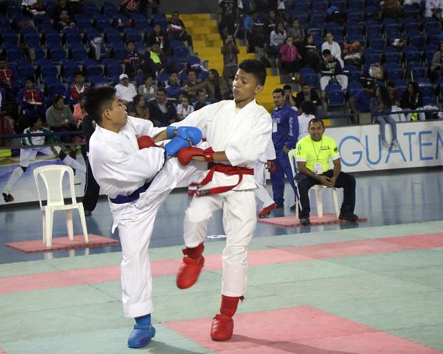 Juegos Nacionales de Karate-Do 2017