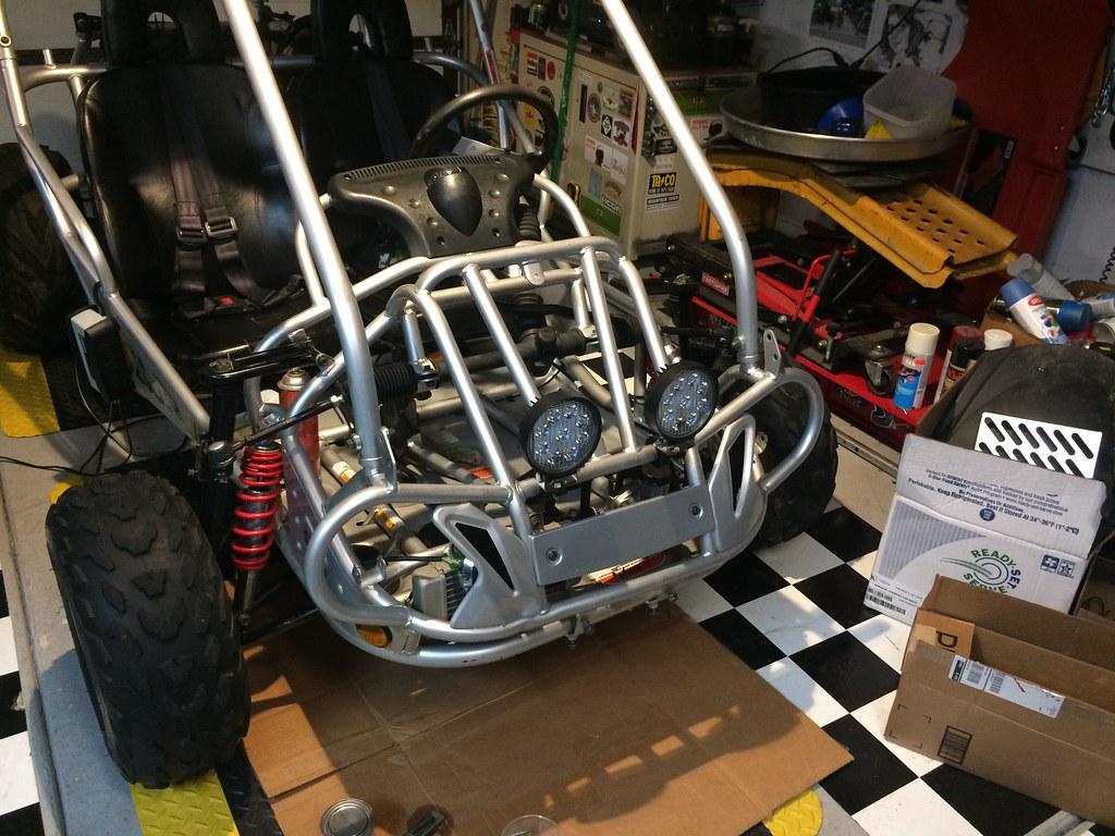 Hammerhead 250 Performance Parts on