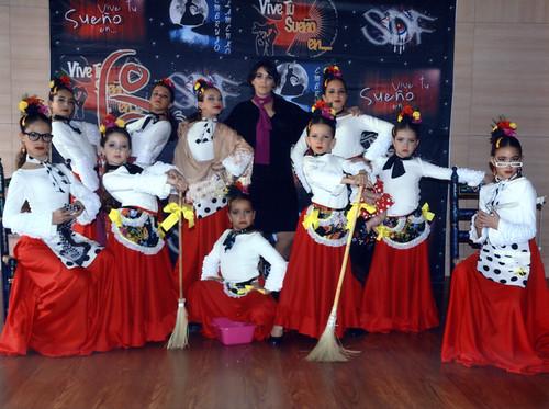 Ballet de Conchi Rando concurso Vive tu sueño