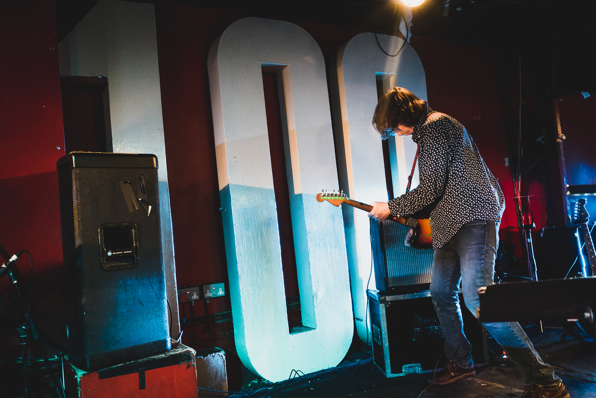 Thurston Moore at 100 Club